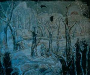 Winter in Dead Wood 1934