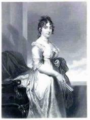 Dolley Madison Engraving by William Chappell (?) Print Division, Library of Congress The Dolley Madison Project